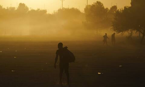 Αϊτή: Πάνω από 7.500 Αϊτινοί μετανάστες απελάθηκαν από τις ΗΠΑ σε λιγότερο από τρεις εβδομάδες