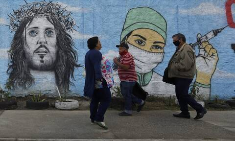 Κορονοϊός– Βραζιλία: Η χώρα ξεπέρασε το τραγικό ορόσημο των 600.000 θανάτων