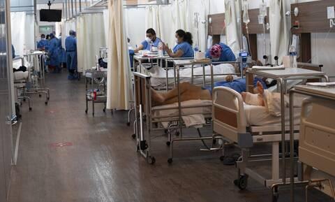 Κρονοϊός- Μεξικό: 489 νέοι θάνατοι και πάνω από 7.600 κρούσματα τις προηγούμενες 24 ώρες