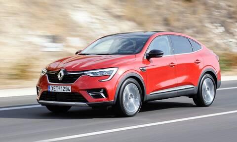 Πρώτες εντυπώσεις από το νέο SUV κουπέ Renault Arkana στην Ελλάδα