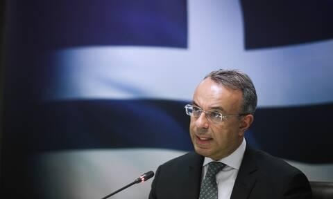 Σταϊκούρας: «Θα στηρίξουμε νοικοκυριά και επιχειρήσεις» – Όλα όσα ανέφερε για τα νέα μέτρα