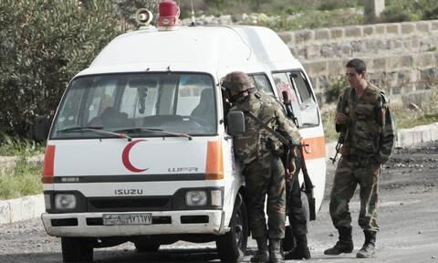 Συρία: Δύο νεκροί από το ισραηλινό πλήγμα σε στρατιωτικό αεροδρόμιο, σύμφωνα με ΜΚΟ