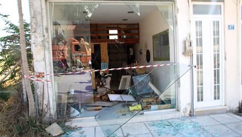 Σεισμός στην Κρήτη: Εικόνα καταστροφής στην τοπική αγορά -Σε απόγνωση επιχειρηματίες και εργαζόμενοι