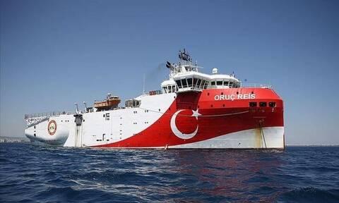 Προκλητική ανάρτηση από το υπουργείο Άμυνας της Τουρκίας μετά τη Navtex για το Oruc Reis (pic)