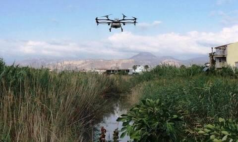 Κύπρος: Drone εντόπισε 70χρονο εμπρηστή