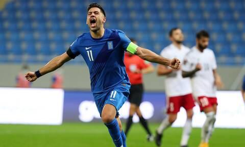 Γεωργία - Ελλάδα 0-2: Πολύ σκληρή για να «πεθάνει» η Εθνική! «Τελικός» με Σουηδία την Τρίτη (12/10)