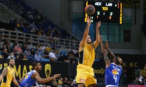 Basket League: Ιδανικό «ποδαρικό» στο νέο της «σπίτι» για την ΑΕΚ – Highlights και βαθμολογία (vids)