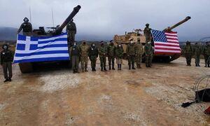Μετά τους Γάλλους… οι Αμερικανοί: Αμυντική συμφωνία Ελλάδας – ΗΠΑ για πέντε χρόνια