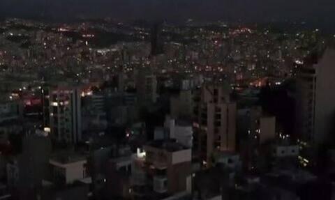 Λίβανος: Στο σκοτάδι η χώρα λόγω έλλειψης καυσίμων (video)