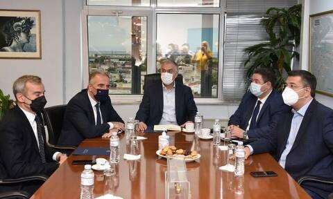 Θεοδωρικάκος από Θεσσαλονίκη: Ελέγχους και εφαρμογή μέτρων για να προχωρήσουμε μπροστά