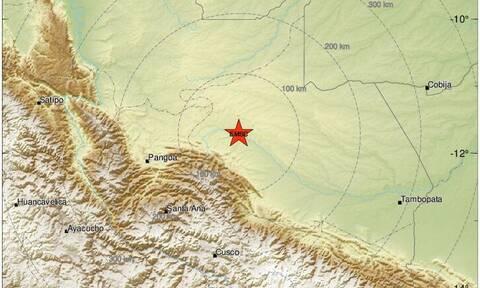 Σεισμός 5,6 Ρίχτερ στο Περού