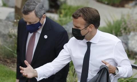 Ντράγκι, Σολτς ή Μακρόν στο τιμόνι της Ε.Ε; Οι ηγέτες που διεκδικούν το «στέμμα» της Άνγκελα Μέρκελ