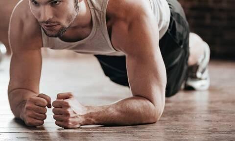 Η μοναδική άσκηση που θα φροντίσει να δυναμώσει όλο σου το σώμα