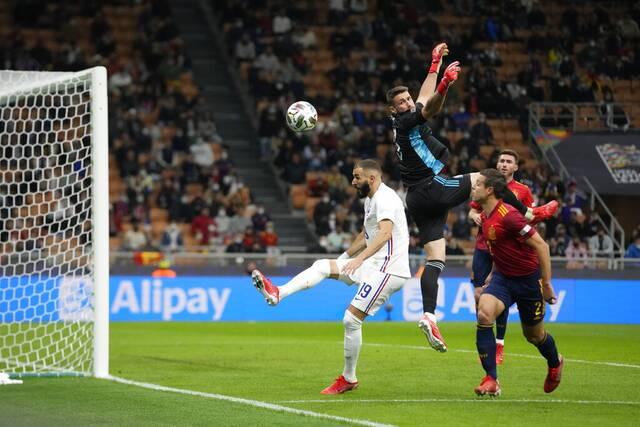 Ισπανία - Γαλλία