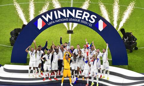 UEFA Nations League: Το… γύρισε ξανά και σήκωσε κούπα η Γαλλία! 2-1 την Ισπανία στον τελικό (vids)