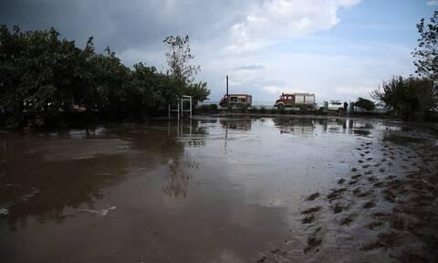 Κακοκαιρία «Αθηνά»: Οι 10 περιοχές της Ελλάδας που κινδυνεύουν άμεσα από τις πλημμύρες