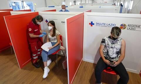 Εμβολιασμοί στην Ιταλία