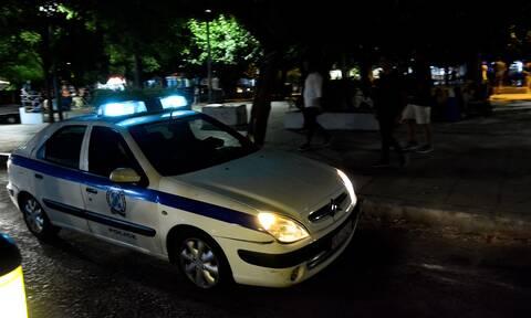 Άγρια καταδίωξη στο κέντρο της Αθήνας