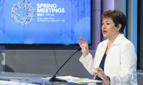 Παράταση στο θρίλερ της αποχώρησης της Κρισταλίνα Γκεοργκίεβα από το ΔΝΤ