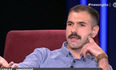 Στο «εδώλιο» ο Γιώργος Καρκάς για τον βιασμό οδηγού ταξί