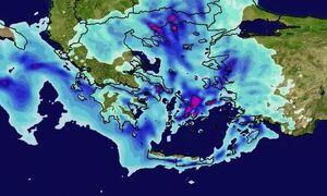 Καιρός: Προ των πυλών νέα ισχυρή κακοκαιρία - «Ίσως προσεγγίσει σε ένταση μεσογειακό κυκλώνα»