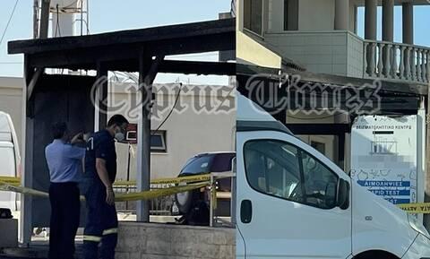 Κύπρος: Εμπρησμός πίσω από τη φωτιά σε χημείο της Λάρνακας - Ψάχνουν στοιχεία από κλειστά κυκλώματα