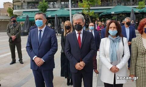 Σαν σήμερα η απελευθέρωση της Κοζάνης: Δεν πραγματοποιήθηκε παρέλαση