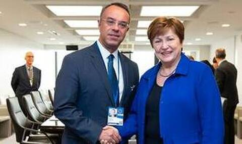 Συμμετοχή Σταϊκούρα στην Ετήσια Σύνοδο του ΔΝΤ και της Παγκόσμιας Τράπεζας