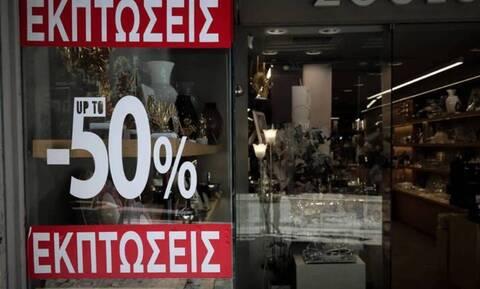 В Греции стартуют межсезонные распродажи