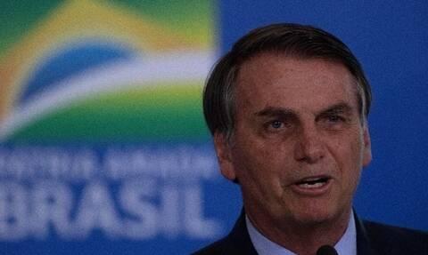 Βραζιλία: «Πόρτα» σε Μπολσονάρου από ποδοσφαιρικό αγώνα λόγω εμβολίου κορονοϊού