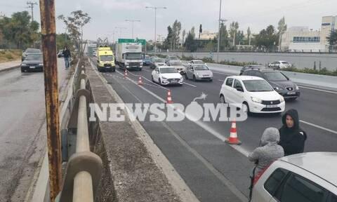 Καλυφτάκη: Ταυτοποιήθηκε ο άντρας που πυροβόλησαν στην Αθηνών - Λαμίας