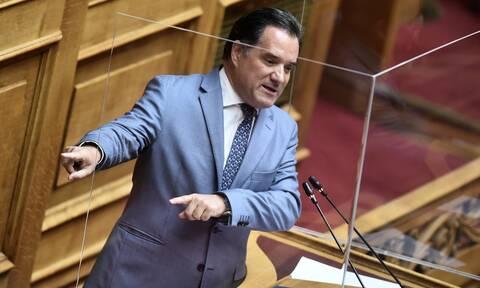 Άδωνις Γεωργιάδης: Ψηφιακός και πιο γρήγορος ο νέος αναπτυξιακός νόμος - Στόχος να υπάρξει διαφάνεια