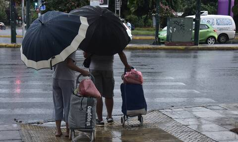 Καιρός: Ξανά σε κλοιό κακοκαιρίας η χώρα – Νέος κίνδυνος για πλημμύρες
