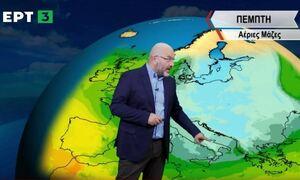 Προειδοποίηση Αρναούτογλου: Χειρότερη η κακοκαιρία που έρχεται – Πού θα χιονίσει
