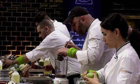 Top Chef: Οι προκλήσεις για τους διαγωνιζόμενους αυξάνονται (video)