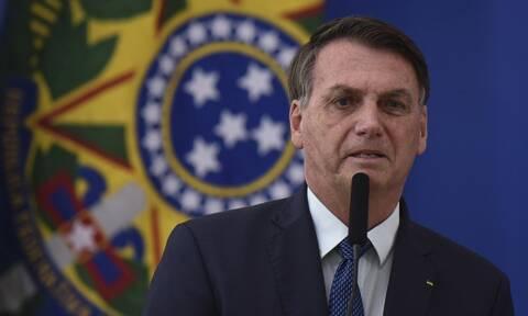 Βραζιλία: Ο Μπολσονάρου «βαριέται» τις ερωτήσεις σχετικά με τους θανάτους από κορονοϊό