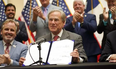 Τέξας: Εκτελεστικό διάταγμα απαγορεύει τον υποχρεωτικό εμβολιασμό για τον κορονοϊό