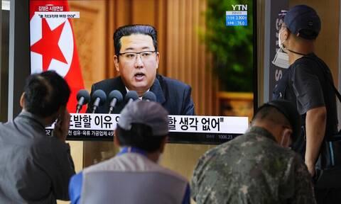 Κιμ Γιονγκ Ουν: Oι ΗΠΑ είναι η «ριζική αιτία» της «αστάθειας» στην κορεατική χερσόνησο