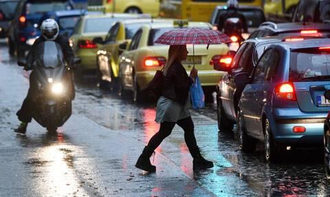 Έκτακτο δελτίο επιδείνωσης καιρού: Έρχεται η κακοκαιρία Μπάλλος με καταιγίδες και πτώση θερμοκρασίας