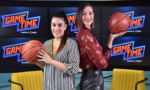 ΟΠΑΠ GAME TIME ΜΠΑΣΚΕΤ: Η μπασκετμπολίστρια του Παναθηναϊκού Γωγώ Σταμάτη σχολιάζει την Euroleague