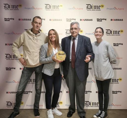 Health Marketing - Dime Awards