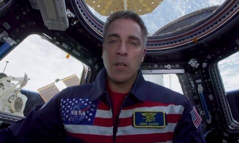 Μόνος για ένα χρόνο στο διάστημα - Εσύ θα το έκανες;