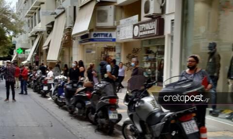 Σεισμός στην Κρήτη: Η στιγμή που 6,3 Ρίχτερ «χτυπάνε» το νησί (vids)