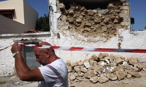 Σεισμός στην Κρήτη - Παπαδόπουλος: Αν υπάρξει τσουνάμι θα είναι μικρό