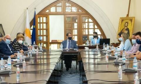 Αναστασιάδης: Δεν ιδιωτικοποιούνται τα δημόσια νοσοκομεία