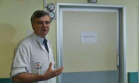 Ο νέος ρόλος του Σωτήρη Τσιόδρα στην Επιτροπή Δημόσιας Υγείας και Αντιμετώπισης Πανδημίας του ΕΚΠΑ