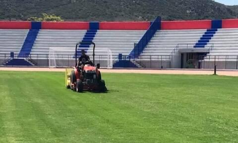 Απίθανη ατάκα προπονητή για ελληνικό γήπεδο - «Μόνο ελέφαντες δεν υπήρχαν στα αποδυτήρια»