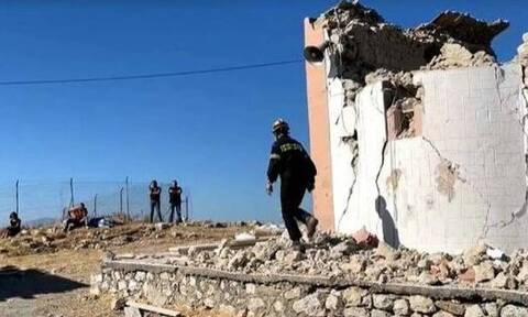 Σεισμός Κρήτη: Τι είναι και τι προβλέπει η ενεργοποίηση του σχεδίου «Εγκέλαδος»