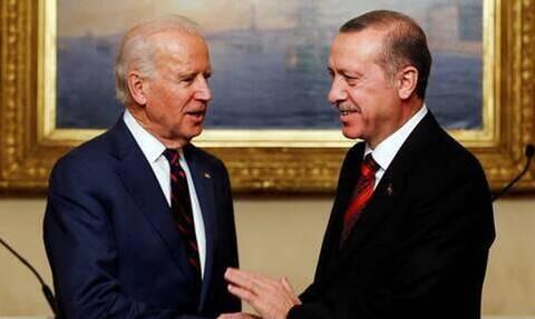 «Κλείδωσε» η συνάντηση Ερντογάν - Μπάιντεν