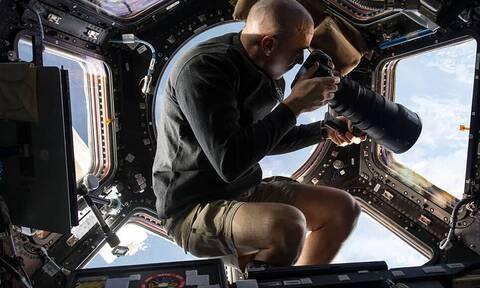 Άνθρωπος παγιδεύτηκε σε Διεθνή Διαστημικό Σταθμό για ένα χρόνο!